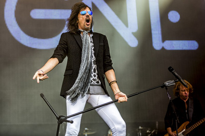 Juke Box Heroes - Fotos: Foreigner live auf dem Wacken Open Air 2016