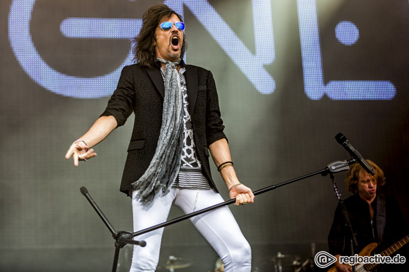 Foreigner (live beim Wacken Open Air, 2016)