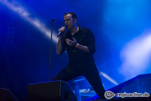 Nightfall in Middle Europe - Fotos: Blind Guardian live auf dem Wacken Open Air 2016