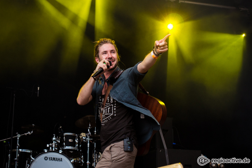 Jeremy Loops (live beim Sound of the Forest, 2016)