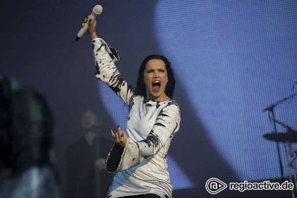 Tar-ja! - Fotos: Tarja live auf dem Wacken Open Air 2016