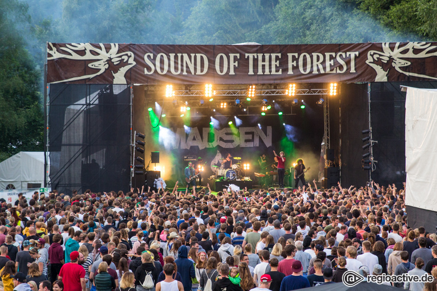 Impressionen (Sound of the Forest, 2016)