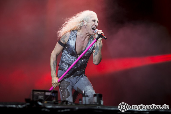 We're not gonna take it anymore - Fotos: Twisted Sister live auf dem Wacken Open Air 2016