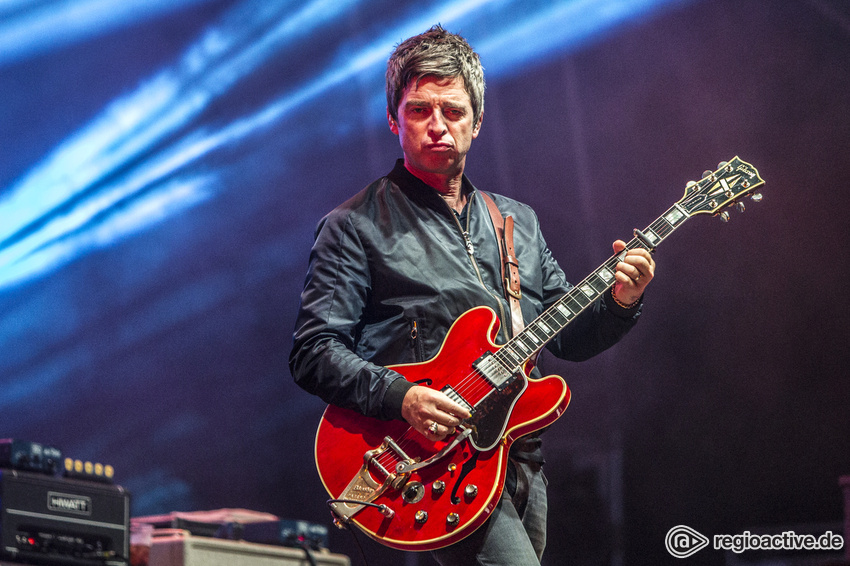 Noel Gallagher's High Flying Birds (live beim A Summer's Tale 2016)