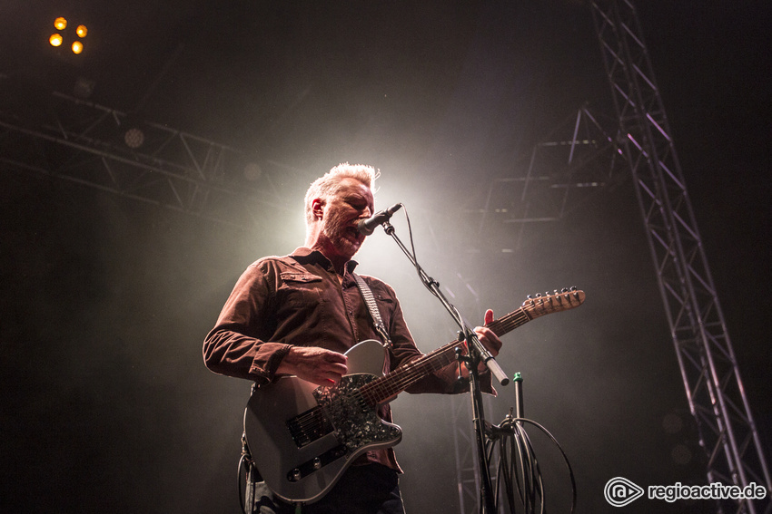 Billy Bragg (live beim A Summer's Tale 2016)