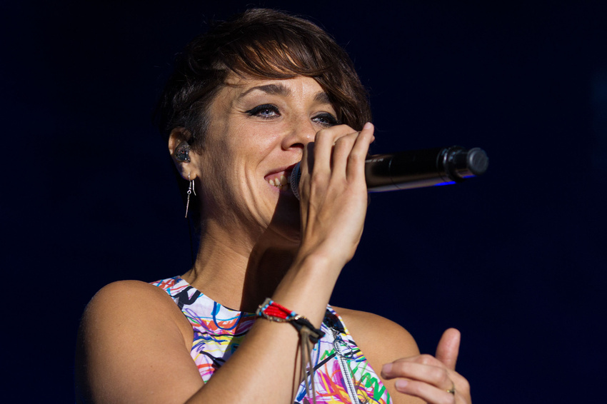 Fotos: ZAZ live in Dresden