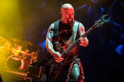 Publikumslieblinge - Thrashige Bilder von Slayer live auf dem Summer Breeze Open Air 2016